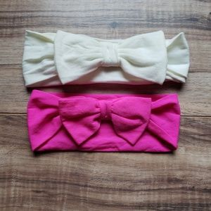 Other - 3-6 month baby bow headbands